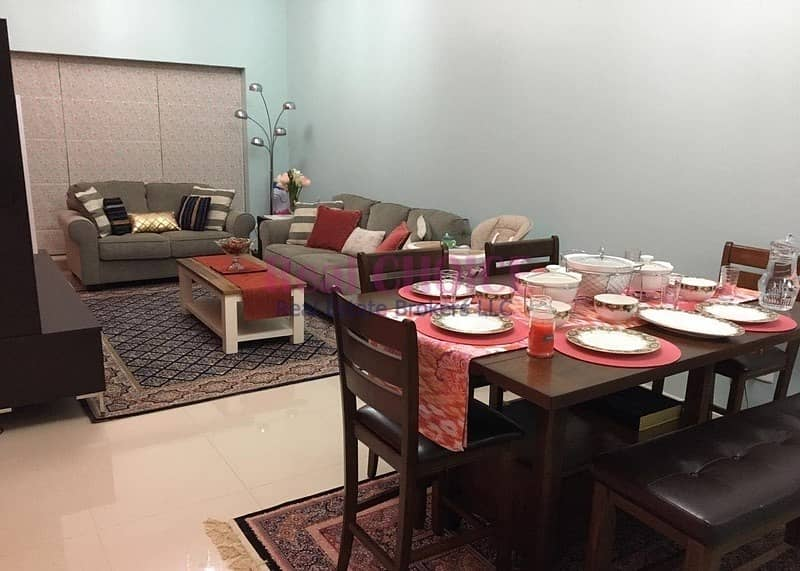 Fully Furnished 1BR |Vacant and Ready to Move in