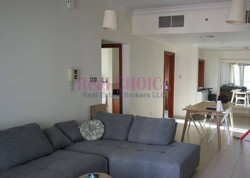 Tenanted Property|Huge Terrace 1BR Apartment