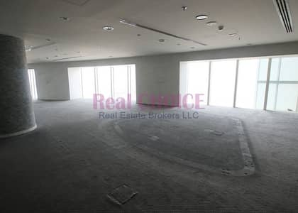 Full Floor Fitted Office with Glass Partitions