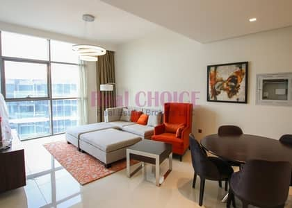 1 Bedroom Flat for Rent in DAMAC Hills (Akoya by DAMAC), Dubai - Golf View Exclusive Property Fully Furnished 1BR