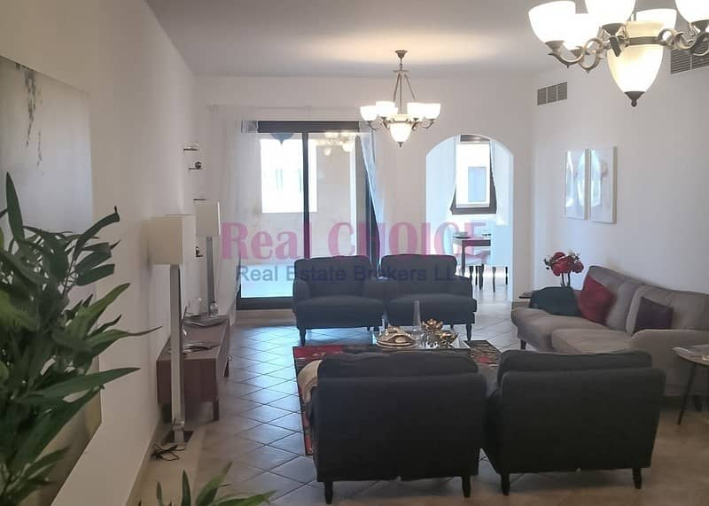 2 Chiller Free|Spacious 3BR Apartment|Unfurnished