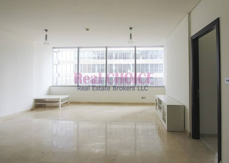 2 Unfurnished Ready to Move in 2BR Apartment