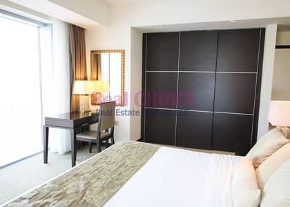 شقة فندقية 1 غرفة نوم للايجار في دبي مارينا، دبي - Luxury Furnished|Vacant|Mid Floor 1BR