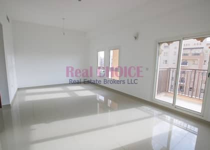 1 Bedroom Apartment for Rent in Remraam, Dubai - Early Handover No Commission 12 Cheques Vacant 1BR