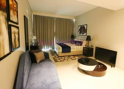 Studio for Rent in DAMAC Hills (Akoya by DAMAC), Dubai - Well Maintained|Fully Furnished Studio Apartment