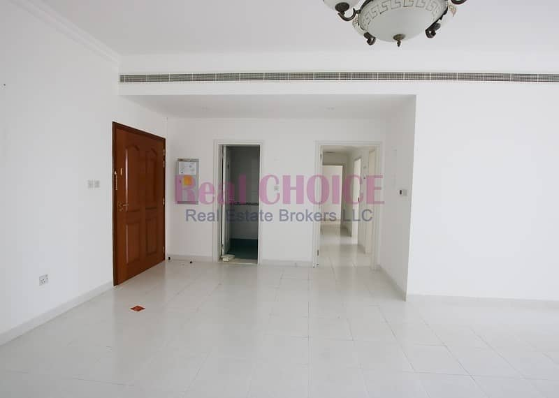 2 Payable in 4 Cheques|Chiller Free|3BR Plus Maids