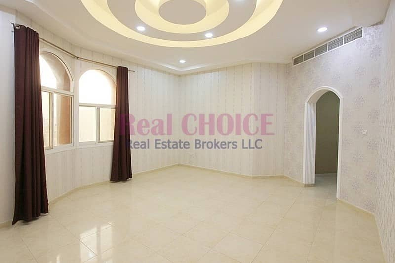 Quality Spacious 8BR Corner Villa For Rent  Mirdif