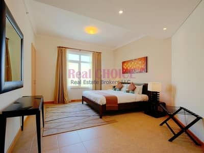 1 Bedroom Flat for Sale in Palm Jumeirah, Dubai - Good Investment Returns | Rented 1BR Apartment