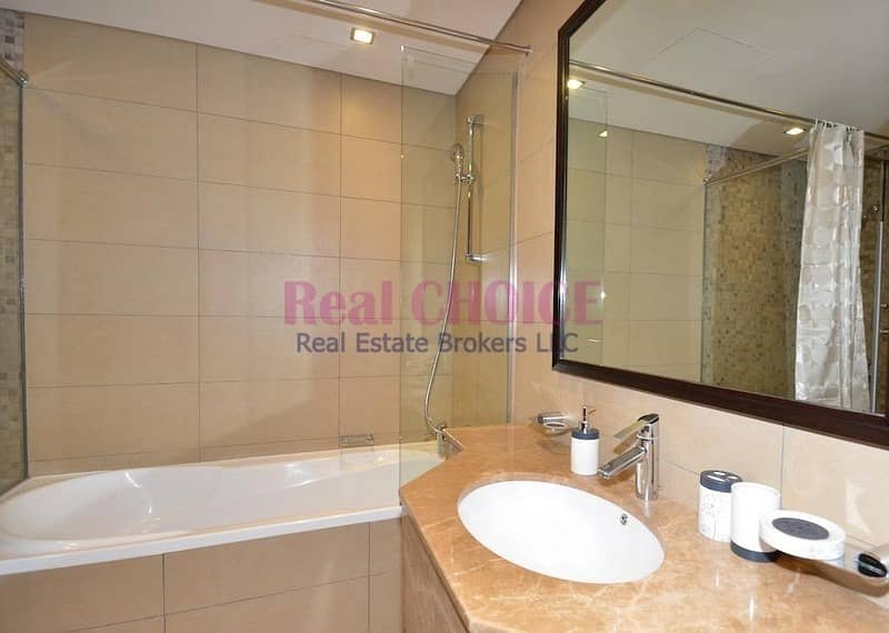 2 Fully Furnished Studio|High Floor Apartment