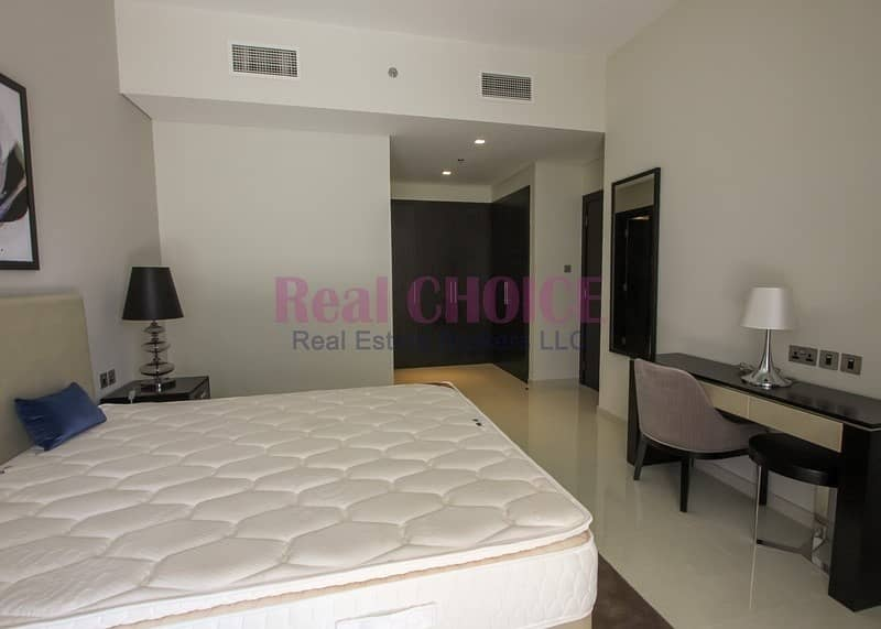 Rented Fully Furnished Serviced Apartment|1BR