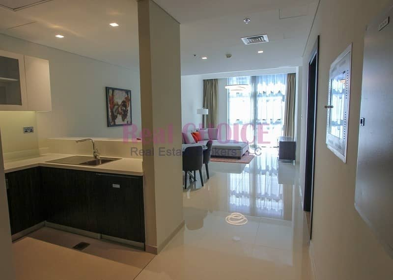 2 Rented Fully Furnished Serviced Apartment|1BR