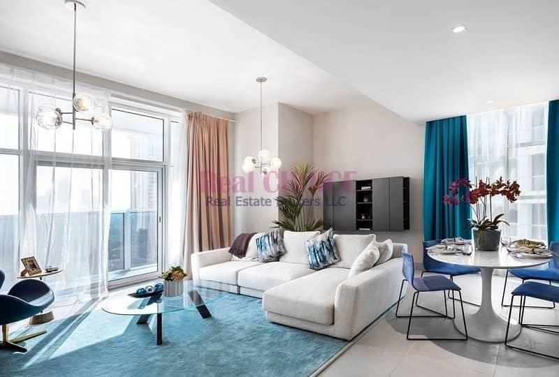 2 Half Floor Luxury Penthouse|Amazing View|Brand New