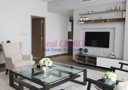 فلیٹ 3 غرف نوم للبيع في قرية جميرا الدائرية، دبي - Fully Furnished 3BR Spacious Duplex|Typa A Unit