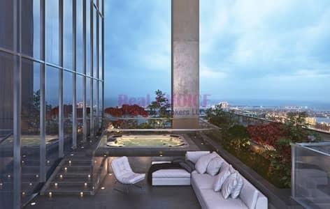 Half Floor Luxury Penthouse|Amazing View|Brand New