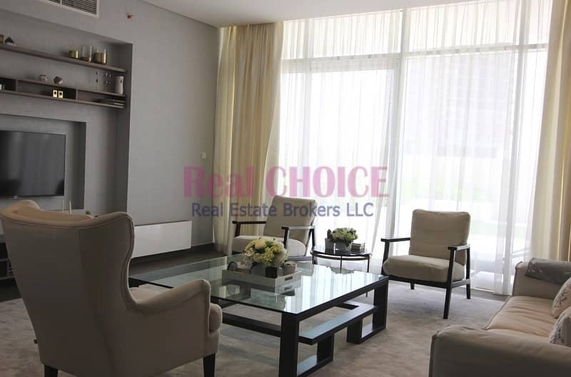 2 Type A1 Duplex|Fully Furnished 2BR with Garden