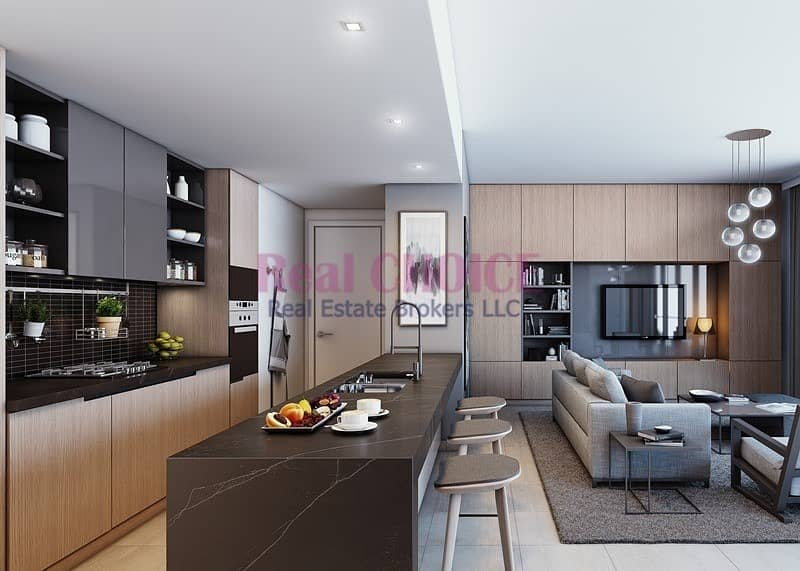 2 Compelling Investment Proposition|High End 1BR