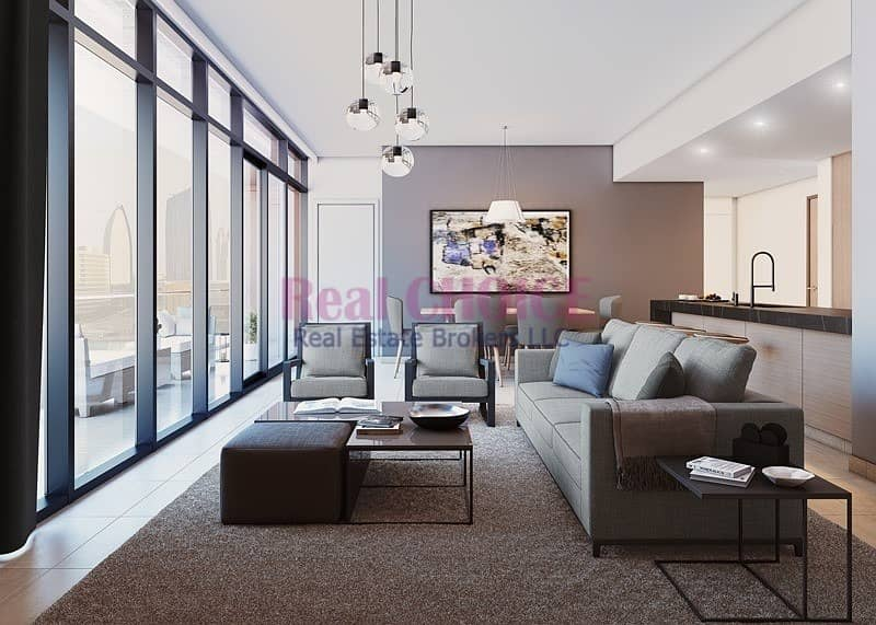 2 Spacious Layout|Good Investment 2BR Apartment