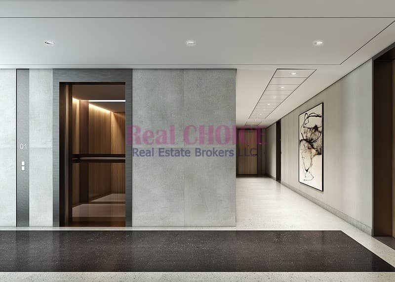 10 Compelling Investment Proposition|High End 1BR