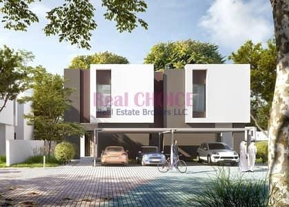 3 Bedroom Townhouse for Sale in Aljada, Sharjah - Affordable 3BR Townhouse|Good Value for Money
