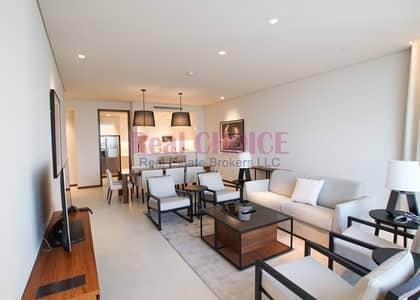 شقة 2 غرفة نوم للبيع في التلال، دبي - Breathtaking Open View|Luxury Fully Furnished 2BR