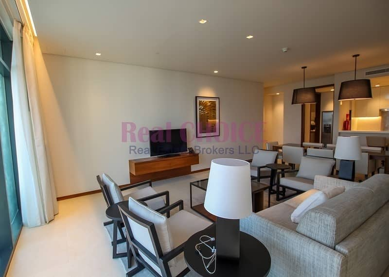 2 Breathtaking Open View|Luxury Fully Furnished 2BR