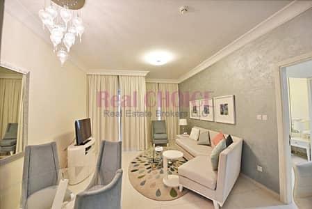 فلیٹ 1 غرفة نوم للبيع في وسط مدينة دبي، دبي - Tenanted Fully Serviced 1BR|Guaranteed High ROI