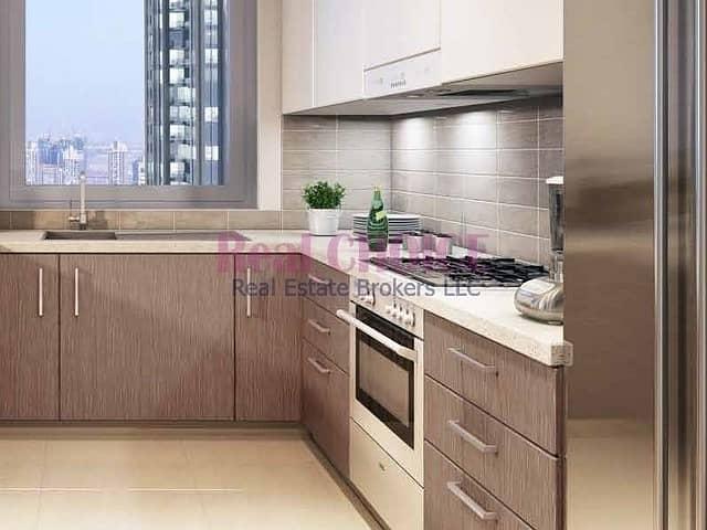2 Good Investment|1BR Apartment|Prime Location