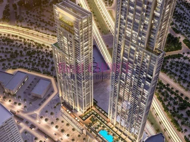 10 Good Investment|1BR Apartment|Prime Location