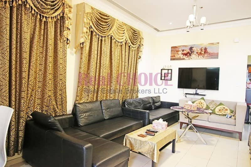 2 Fully Furnished 2BR Apartment|Vacant on Transfer