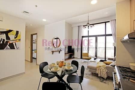 فلیٹ 2 غرفة نوم للبيع في تاون سكوير، دبي - 5 Years Post Handover Plan|Over 80 Percent|2BR Apt