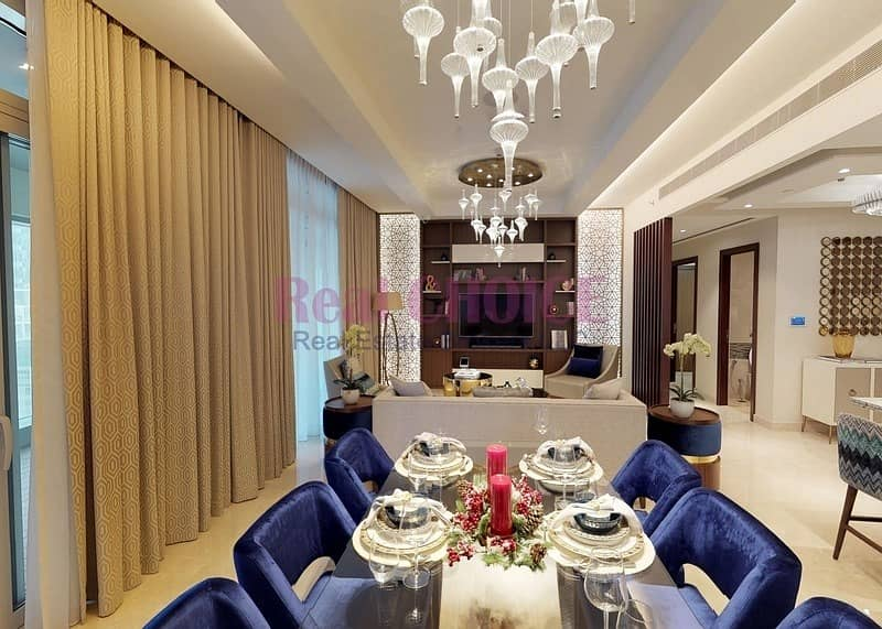 2 4BR Villa|Prime Location|With Post Handover Plan