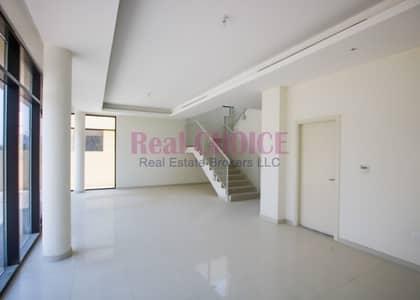 5 Bedroom Villa for Sale in DAMAC Hills (Akoya by DAMAC), Dubai - Corner 5BR Plus Maids Room Villa|Spacious Layout