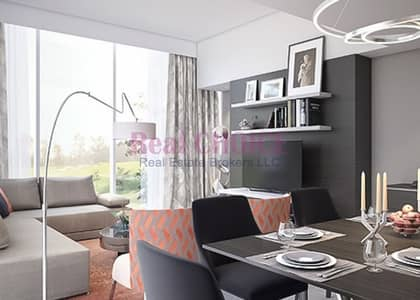 Studio for Sale in DAMAC Hills (Akoya by DAMAC), Dubai - High End Furnished Studio | Guaranteed High ROI