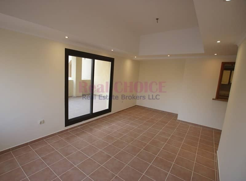 Vacant 1BR|1 Month Free|No Commission|12 Cheques