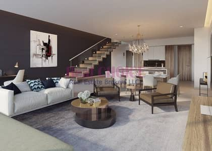 3 Bedroom Villa for Sale in Dubai Marina, Dubai - NO DLD Fee Over 50 Percent Post Handover Plan