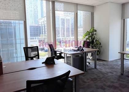 مکتب  للايجار في وسط مدينة دبي، دبي - Brand New Serviced Offices   Prestigious Location