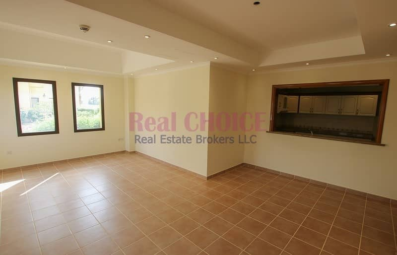 2 1BR|Big Living Room|1 Month Free|No Commission