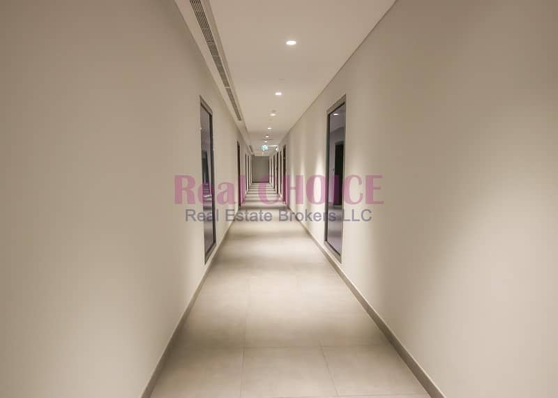 17 Payable in 4 to 6 Cheques|Brand New Spacious 2BR