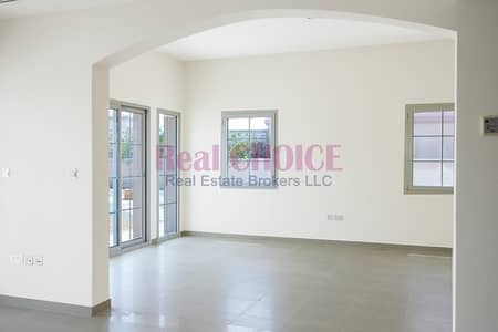 2 Bedroom Villa for Rent in Jumeirah Village Triangle (JVT), Dubai - Large Plot|Well  Maintained 2BR|Vacant Soon