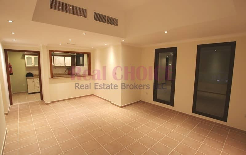 2BR|Huge Balcony|No Comm|12 Cheques|1 Month Free