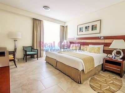 2 Bedroom Hotel Apartment for Rent in Jumeirah Beach Residence (JBR), Dubai - Direct Access To The Beach|2 Bedrooms Apartment