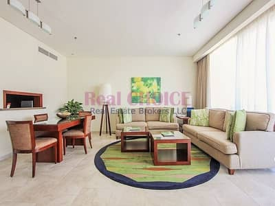 3 Bedroom Hotel Apartment for Rent in Jumeirah Beach Residence (JBR), Dubai - Furnished 3BR Apartment with Free Utility Charges