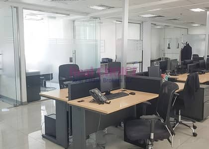 Office for Rent in Barsha Heights (Tecom), Dubai - Fitted with Partitions   Spacious Vacant Office