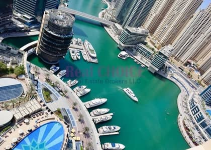 1 Bedroom Hotel Apartment for Rent in Dubai Marina, Dubai - All Bills Inclusive|Vacant 1BR Fully Furnished