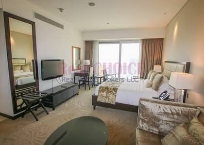 Middle Floor Studio Fully Furnished|Amazing View