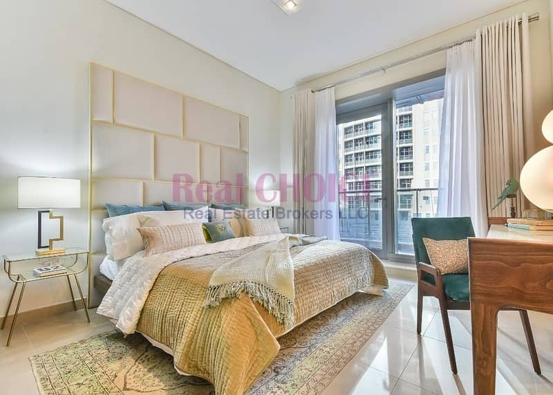 2 Amazing View Brand New Spacious 2BR Apartment