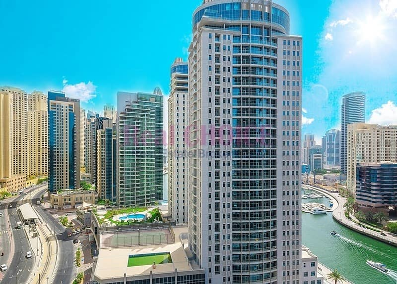10 Amazing View Brand New Spacious 2BR Apartment
