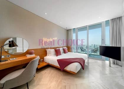 1 Bedroom Penthouse for Sale in Jumeirah Village Circle (JVC), Dubai - Amazing View of Burj Al Arab and Burj Khalifa|1BR
