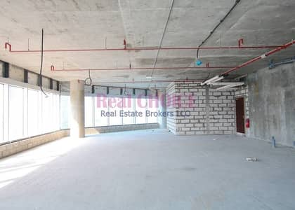 Office for Sale in Business Bay, Dubai - Full Canal View | Huge Shell and Core Office Space