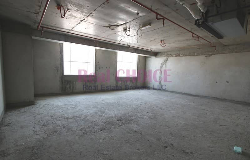 Affordable Spacious Shell and Core Office
